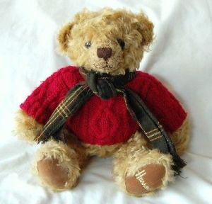10-tall-HARRODS-soft-toy-teddy-bear
