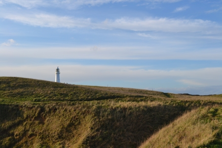 Small Lighthouse from a distance